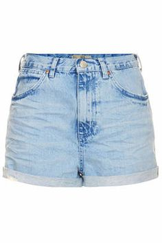 MOTO Blue Rosa Hotpants - New In This Week - New In