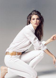 <3 #white #fashion #style