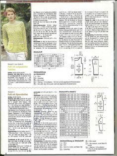 Modische Masche №25 2014 - 轻描淡写 - 轻描淡写