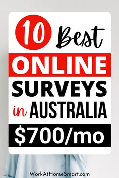 Are you in Australia and are looking for the best online surveys for money? If so, check out this list of 10 of the best Australian paid surveys.