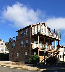 Beach, Casino View - 3 Master Suites & More - 4 1/2 Bath -- Luxury Beach HouseVacation Rental in Lincoln City from @homeaway! #vacation #rental #travel #homeaway