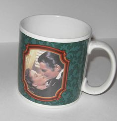 1989 Gone With The Wind Coffee Mug by asterdaisy on Etsy, $12.00