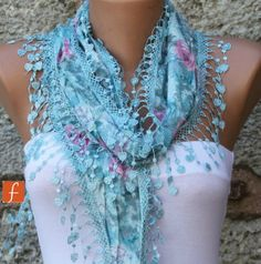 Hey, I found this really awesome Etsy listing at https://www.etsy.com/listing/98250658/on-sale-cotton-cowl-scarf-shawl-with
