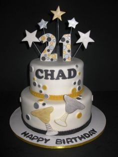 27 Great Photo Of 21St Birthday Cake Toppers