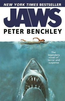 Jaws by Peter Benchley. Another book that got passed around a lot before the movie was such a big sensation...**loved it when I first read it.  I am sure it would hold up today as a good read