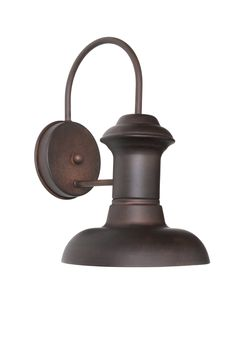 The Wharf Outdoor wall sconce is the essence of old-school feel but maintains that trendy home decor style relevant for today. Such a beautiful light