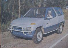 LuAZ Proto 1990