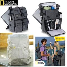 GENUINE  NATIONAL GEOGRAPHIC  NG W5070 Camera Backpack