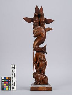 Totem Poles, Anthropology, Museum, Model, Collection, Decor, Totems, Decoration, Anthropologie