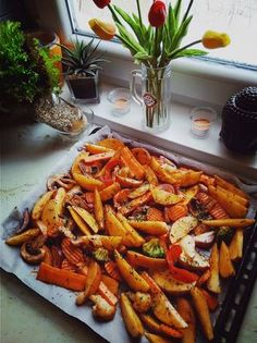 Vegetarian Recipes, Healthy Recipes, Healthy Life, Side Dishes, Dessert Recipes, Food And Drink, Low Carb, Eating Well, Yummy Food
