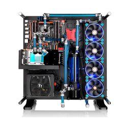 Use seu PC para decorar uma parede da sua casa com o Core P5 da ThermalTake