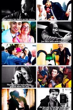 And this is why I have all respect for Zayn!^^This is why he stole my heart an shall forever be my true love>>he his such a sweet heart! Perrie is lucky to have him! <<< WE LOVE YOU ZAYN! <<< Zayn is wonderful. One Direction Niall, One Direction Pictures, Direction Quotes, Why I Love Him, To Infinity And Beyond, 1d And 5sos, Love And Respect, Zayn Malik, Liam Payne