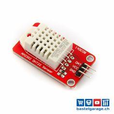 DHT22 Temperatur und Luftfeuchtigkeitssensor