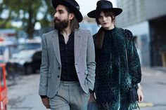 Неделя моды в Копенгагене, весна-лето 2017: street style (фото 17)