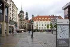 The beautiful city of Dresden is the primary setting for Sun & Moon