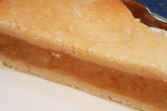 Gedeckter Apfelkuchen 1