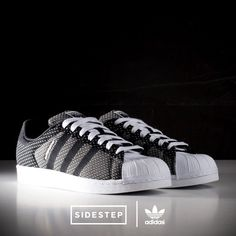 adidas Superstar Weave @SIDESTEP. <------ I will die without these shoes! - Nikolas