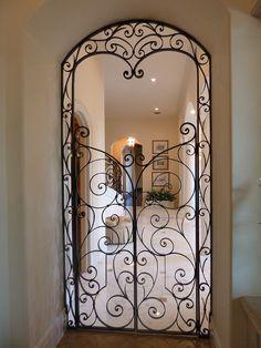 Gates - L Ornamental Aluminum & Ironworks  Romantic