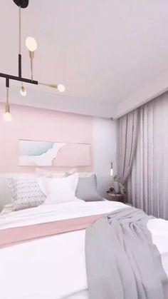 Small Room Design Bedroom, Cute Bedroom Decor, Girl Bedroom Designs, Wardrobe Interior Design, Small House Interior Design, Decor Home Living Room, Crafting, Decoration, Creative Studio