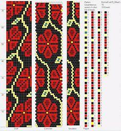 жгуты из бисера схемы плетения - Google otsing