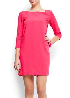 dress by mango:)