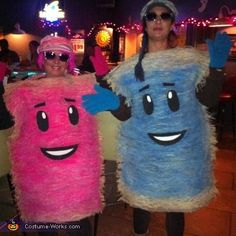 Mini Wheats Chicks - 2012 Halloween Costume Contest