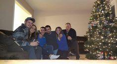 2016 New Years Party @ Artman's Meinert, Trish, Me, Adam, Kristina & Jon
