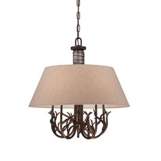 Brambles Five Light Chandelier