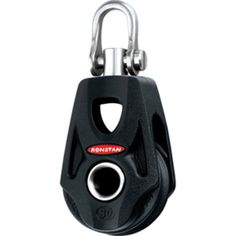 Ronstan Series 30 Ball Bearing Orbit Block™ - Single - Becket - Swivel Shackle Head
