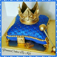 YannieCakes by Kia is a custom cake, cakepop and cupcake bakery located in Houston, Texas Prince Birthday Party, Baby Birthday Cakes, Happy Birthday Parties, Birthday Party Themes, Baby Shower Cakes For Boys, Baby Boy Shower, Colorful Birthday Party, Cupcake Bakery, Sculpted Cakes