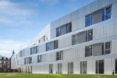 Résidence mixte Bon-Secours Phase 2 | Atelier Zündel Cristea