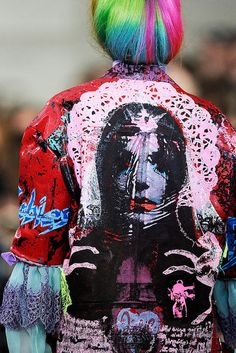 meadham kirchhoff, my bright-eyed muse | Morning Passages