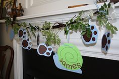 The Parsonage Family: Snips and Snails and Puppy Dog Tails Baby Shower