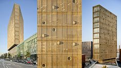 barcelona mesh facade - Google Search