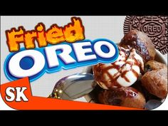Deep Fried Oreos - Best Batter Ever ❤️ Recipes Using Pasta, Deep Fried Oreos, Great Recipes, Favorite Recipes, Yummy Smoothies, Frappe, Cheesecake Recipes, Recipe Using, Food Videos