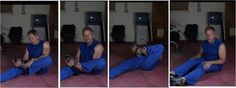 Seated Exercise For Lower Back And Hip Pain And Impingement