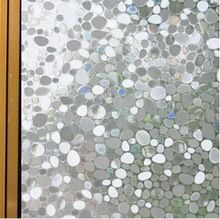 Un mètre verre autocollant, La salle de bains fenêtre film de verre, Fenêtre en forme de carré de film solaire(China (Mainland))