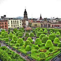 500px / Photo Plaza principal de León Guanajuato /Main square of the city of…