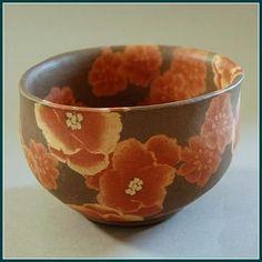 """Mumyoui Neriage Guinomi"" Japanese Ceramics by Ito Sekisui"