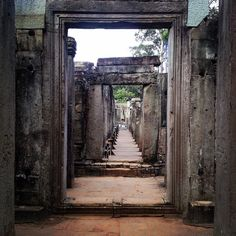 The Doors #travel #blogger #angkorwat #adventure #cambodia #worldcycle