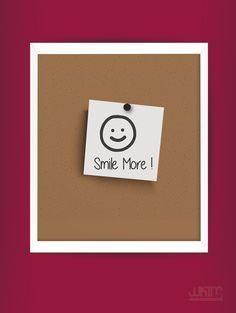 #smile #quotes #design #wktm
