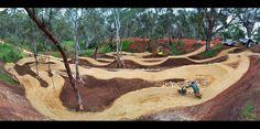 Best pump track jumps trailscapes shepherds hill