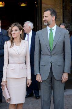 Princess of Asturias in the USA 11/15/13