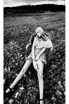 Photo by Jeanloup Sieff, 1971.