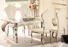 고급 식당 테이블 세트/레스토랑 고급 식당 테이블 세트 AH6130G
