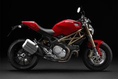 Ducati Monster 20th Anniversary Motorcycle