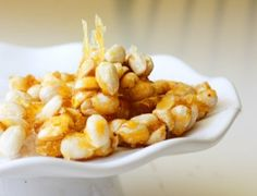 How to make homemade candied nuts in 2 minutes