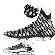 The thoughts behind the adidas revolution: Football boots created for modern football www.unisportstore.com