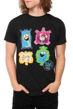 80293471c Foster s Home For Imaginary Friends Frames T-Shirt Foster Home For Imaginary  Friends