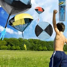 Image result for parachute gun toy